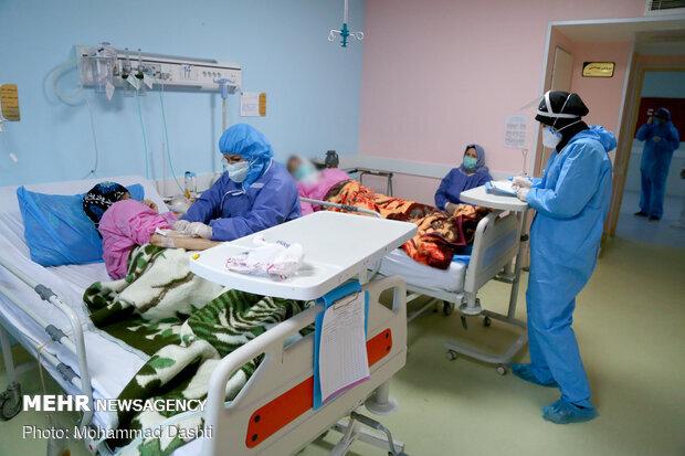 آمادگی علوم پزشکی مشهد برای مواجهه احتمالی با پیک ششم کرونا