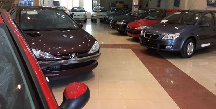 معاملات در بازار خودرو قفل و قیمتها کاهشی شد