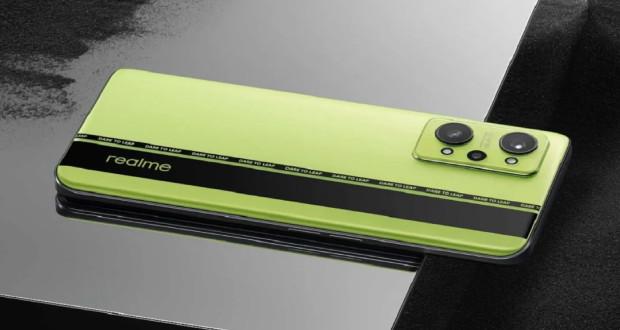 گوشی ریلمی GT Neo2 با نمایشگر ۱۲۰ هرتزی معرفی شد