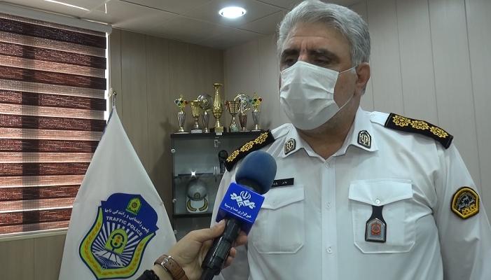 ۶۵ درصد تصادفات در بوشهر مربوط به موتورسواران است