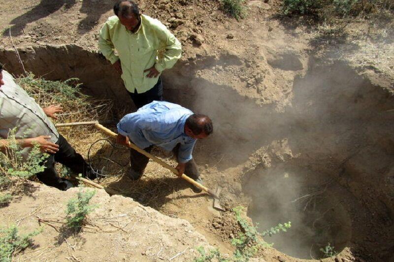 ۵۱ چاه غیر مجاز در مهاباد با حکم قضایی مسدود شد