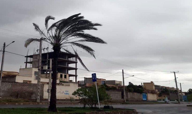 باد ۱۲۰روزه، سیستانوبلوچستان را از توفان حارهای نجات داد