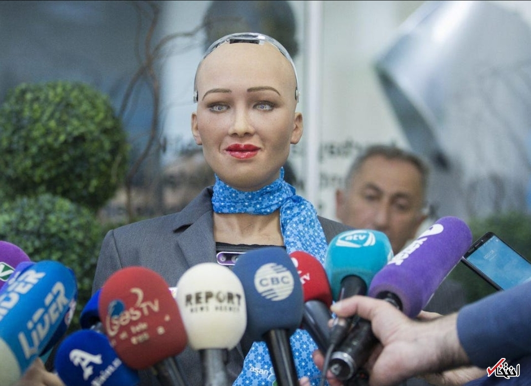 ربات سوفیا مادر میشود؟