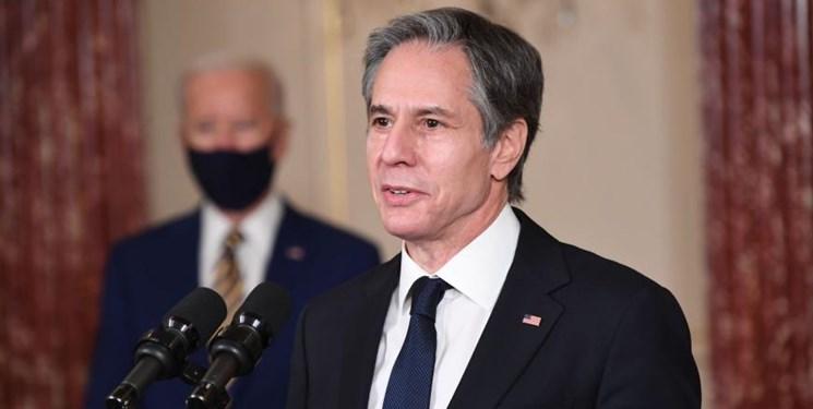 بلینکن: اگر ایران تغییر مسیر ندهد...