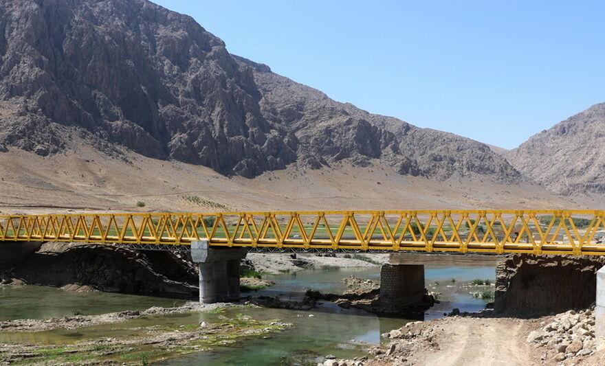 پل«گروس» در شهرستان صحنه با ۱۲ میلیارد تومان اعتبار به بهرهبرداری رسید