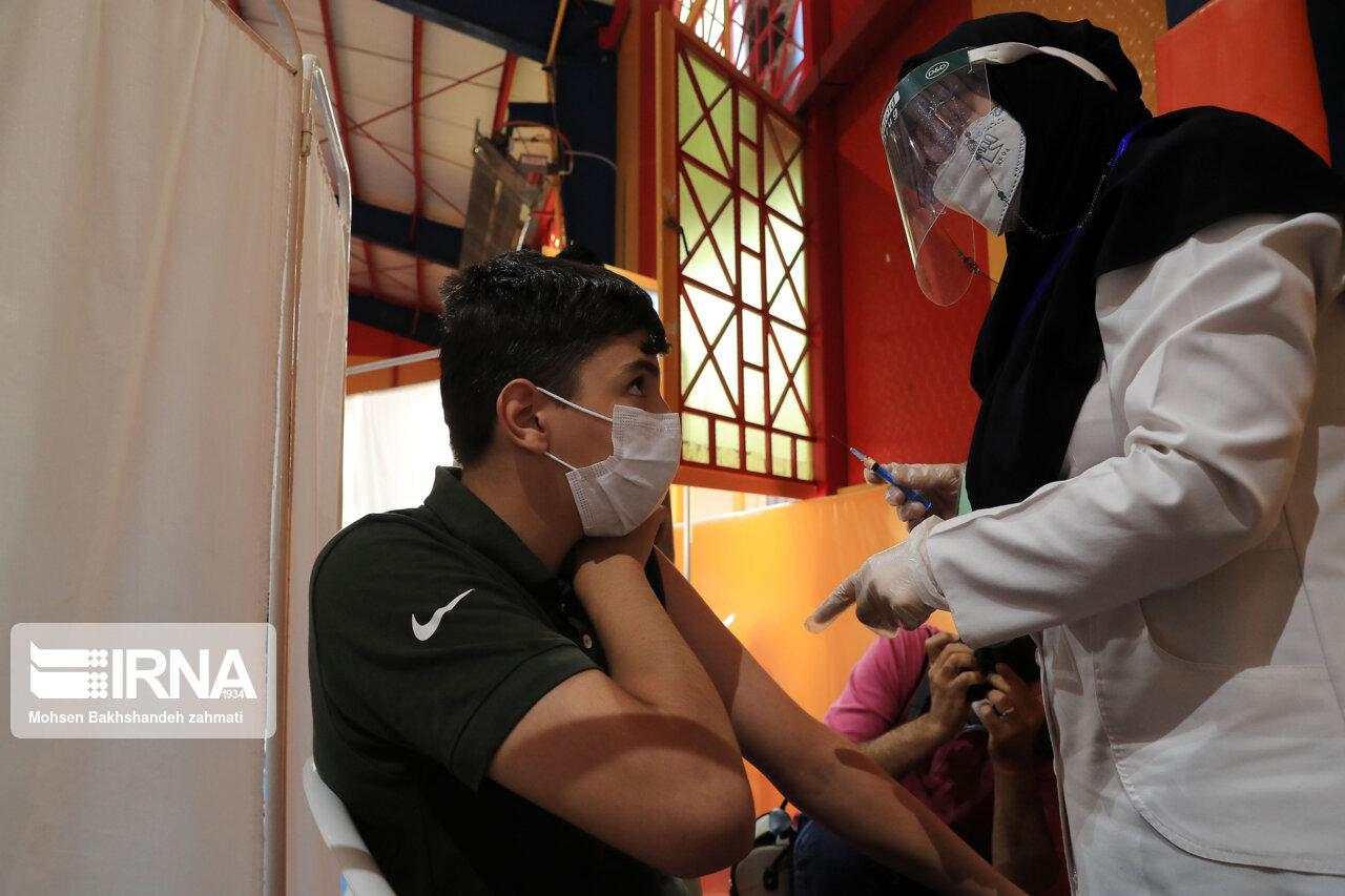 تزریق واکسن کرونا در خواف از ۱۰۰ هزار دُز گذشت