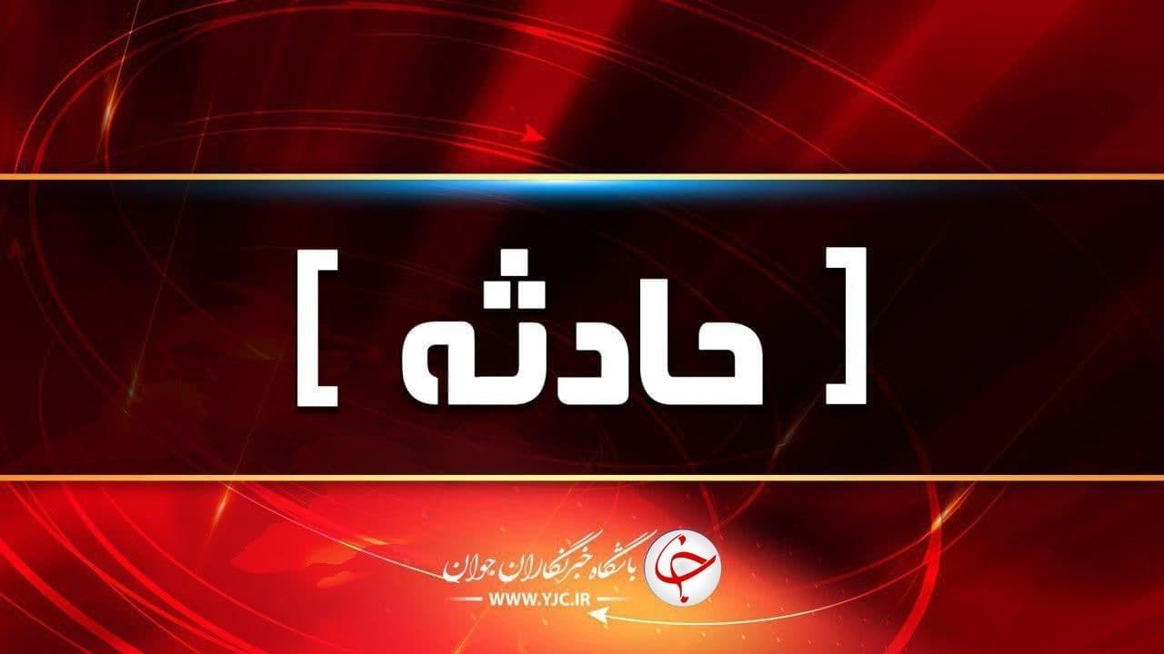 مصدومیت ۲ نفر در حادثه رانندگی بلوار شهید ناصری بیرجند