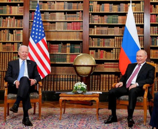 امیدواری پوتین به ارتقای روابط با آمریکا