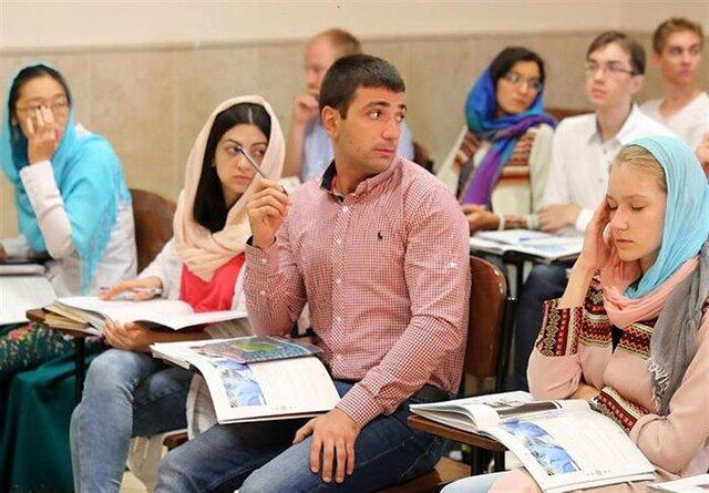 نامنویسی ۲۱۰ دانشجوی خارجی برای تحصیل در دانشگاه چمران اهواز