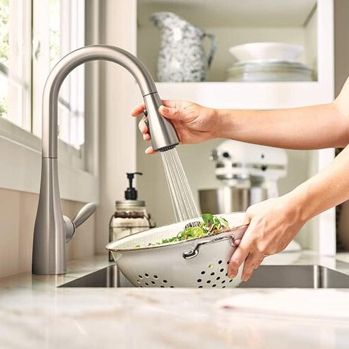 بهترین روشهای پاک کردن شیرآلات خانه