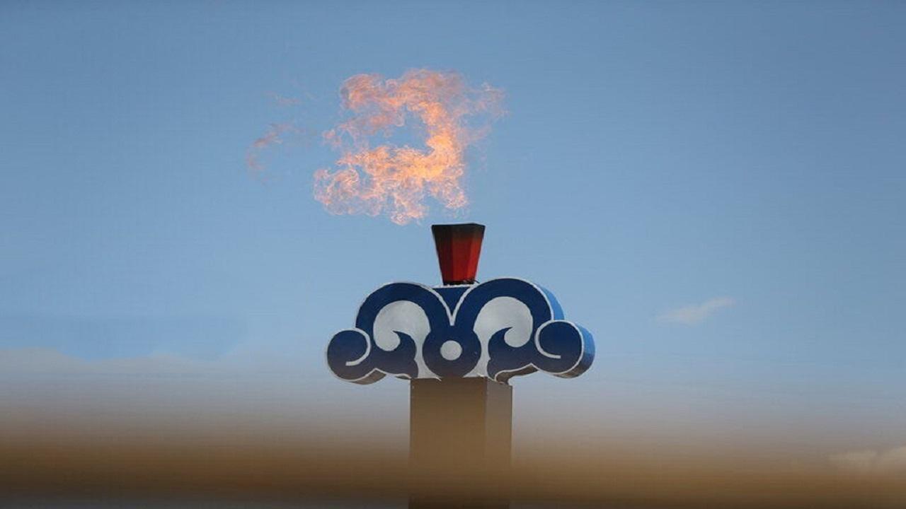 مشعل گاز در مناطق کوهستانی مازندران روشن شد