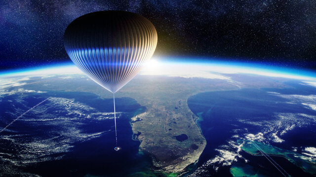 سفر به فضا با بالن، پیش از تحقق وعده بزوس و برانسون