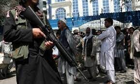 طالبان نام بازار بوش کابل را تغییر داد