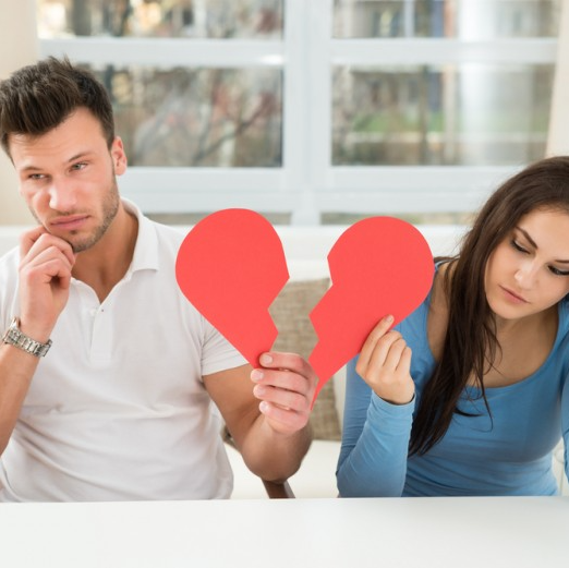 13 نشانه ناشناخته طلاق عاطفی