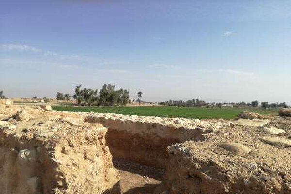 کانال آبرسانی ساسانی قصرشیرین مرمت میشود