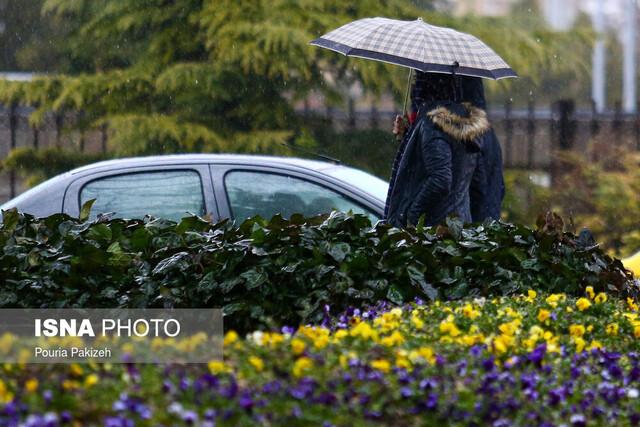کاهش ۲۵ درصدی بارندگی در اردستان