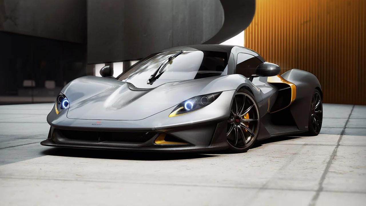 برمات GT، سوپرکار جدید ایتالیایی با پیشرانهٔ چهار سیلندر!