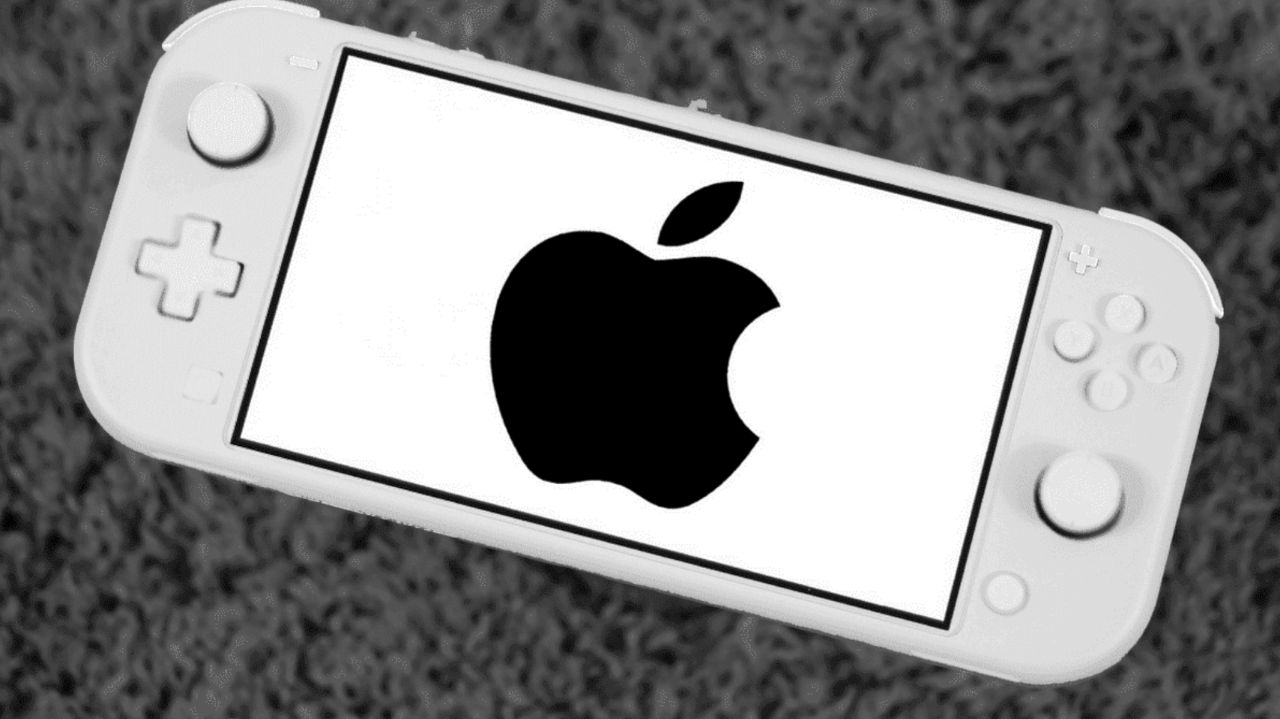 کنسول بازی دستی اپل به زودی وارد رقابت با نینتندو سوییچ میشود