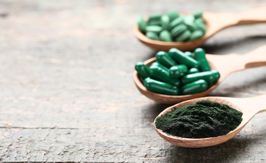اسپیرولینا قهرمان سبز سلامت: از کاهش التهاب تا حمایت سلول های سالم