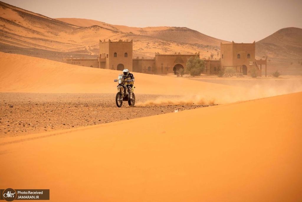 مسابقات رالی در مراکش