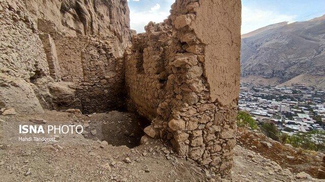 تخریب آثار تاریخی ماکو به بهانه عتیقهیابی