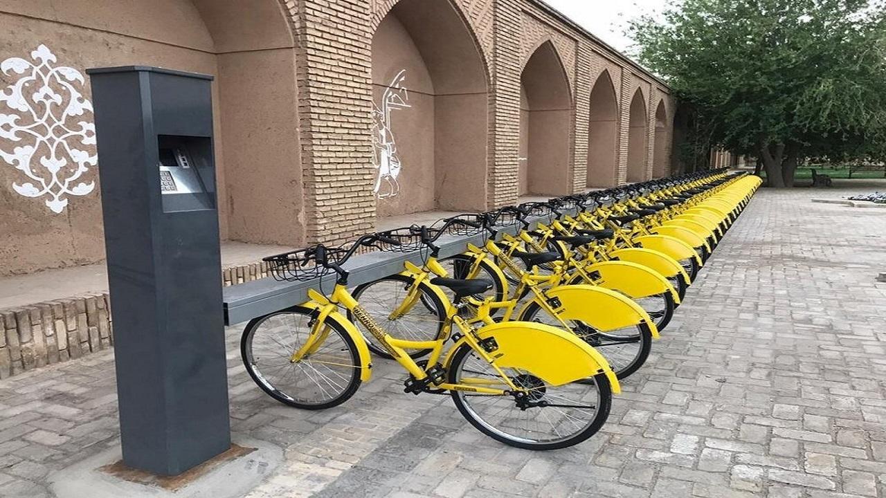 یزد، الگوی موفق دوچرخهسواری کشور
