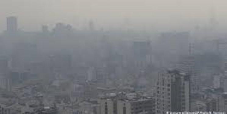 هوای ۳ شهر استان مرکزی در وضعیت ناسالم