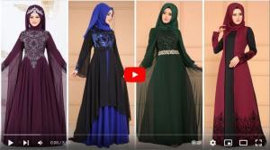 کالکشن مدل لباس مجلسی برای بانوان محجبه