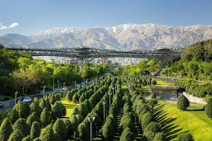 درخواست برای ثبت ملی پل طبیعت تهران به وزارت میراث ارائه شد