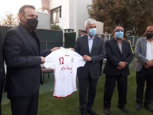 کمک ۲۸ میلیاردی وزارت ورزش به پرسپولیس با مخالفت سازمان لیگ روبرو شد
