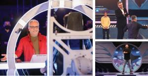 رقابت 7 مسابقه در آنتن پاییزی تلویزیون با مهران مدیری و رضا رشیدپور