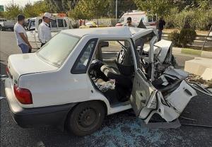 آماری عجیب و وحشتناک از تلفات پراید در تصادفات