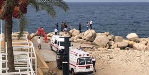 سقوط یک هواپیما در لبنان