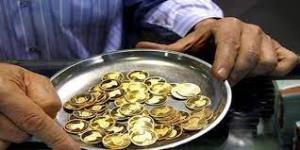 افزایش قیمت سکه در پی گران شدن اونس جهانی