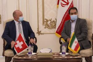 رئیس مجلس ملی سوئیس: درصدد اعزام گردشگران سوئیسی به اصفهان هستیم