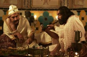 سکانس مورد علاقه هادی کاظمی در سریال «قبله عالم» که سانسور شد!