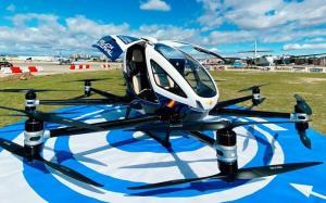 پلیس اسپانیا از یک مینی هلیکوپتر جدید در ناوگان خود استفاده خواهد کرد