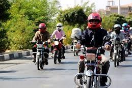 اهدای بیش از ۱۰۰۰ کلاه ایمنی به موتورسواران مازندران