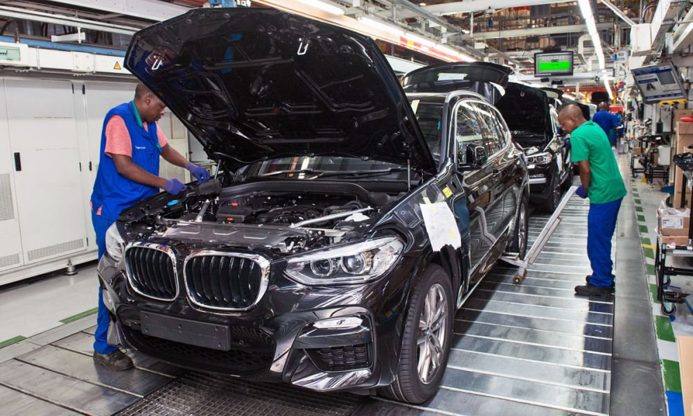 بحران BMW در آفریقای جنوبی