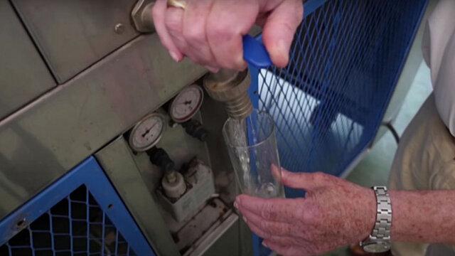 ساخت دستگاهی که از هوا آب میگیرد!