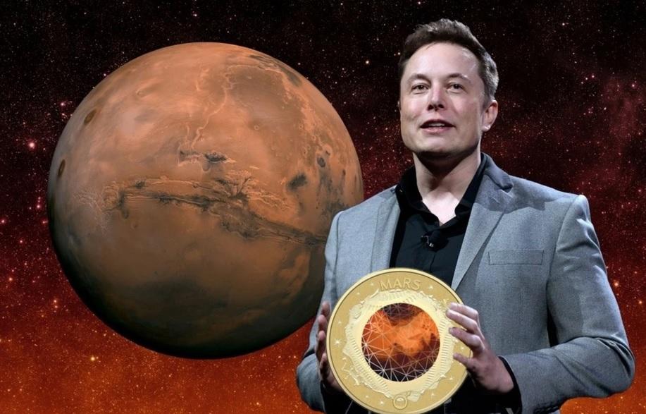ایلان ماسک و رویاهای مریخی