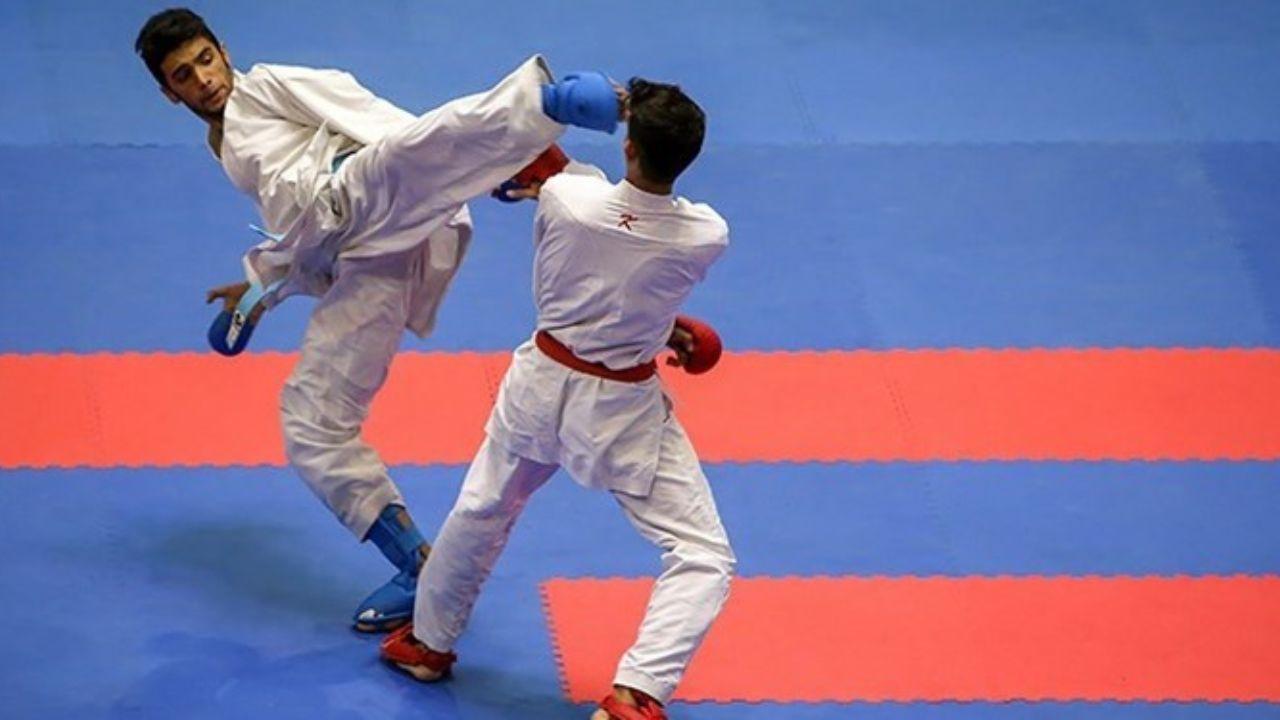 مدال برنز رقابتهای تیم ملی بر گردن کاراته کار چهارمحالی