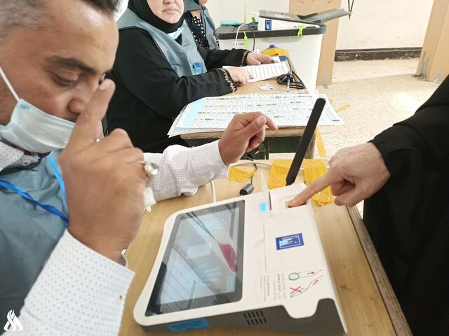 کمیسیون انتخابات عراق: نتایج اولیه انتخابات قابل تغییر است