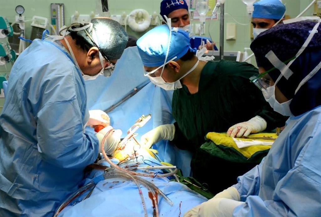 عملهای غیراورژانسی در بیمارستان پیمانیه جهرم از سر گرفته شد