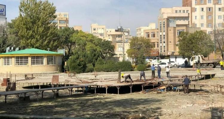 پل چوبی فرسوده بالیقلیچای اردبیل جمعآوری شد