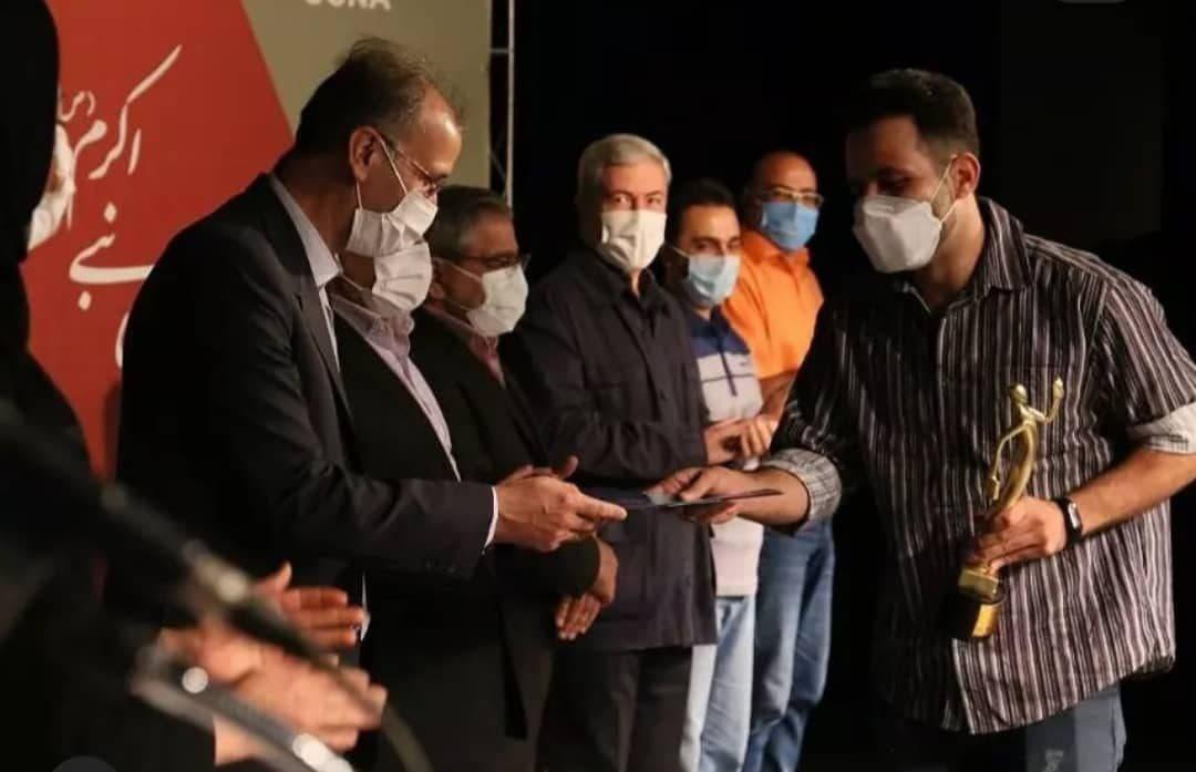 درخشش هنرمندان البرزی در جشنواره تئاتر دانشجویی پودس تبریز