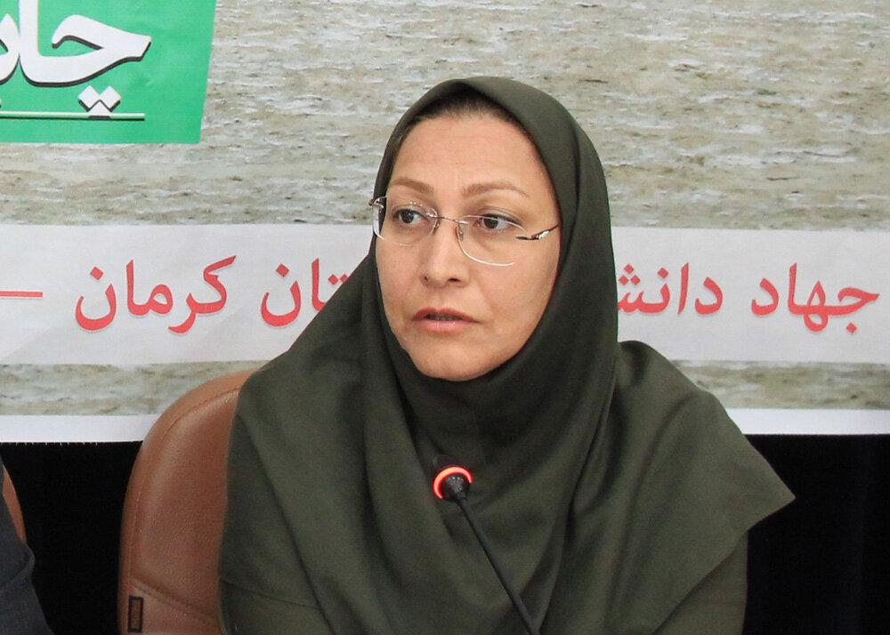شکل فاضلاب زندان جیرفت تا یک ماه آینده رفع میشود
