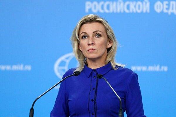 زاخارووا: رسانههای انگلیس از روسیه عذرخواهی کنند