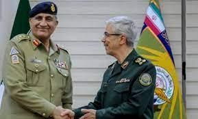 گسترش تعاملات نظامی تهران و اسلامآباد
