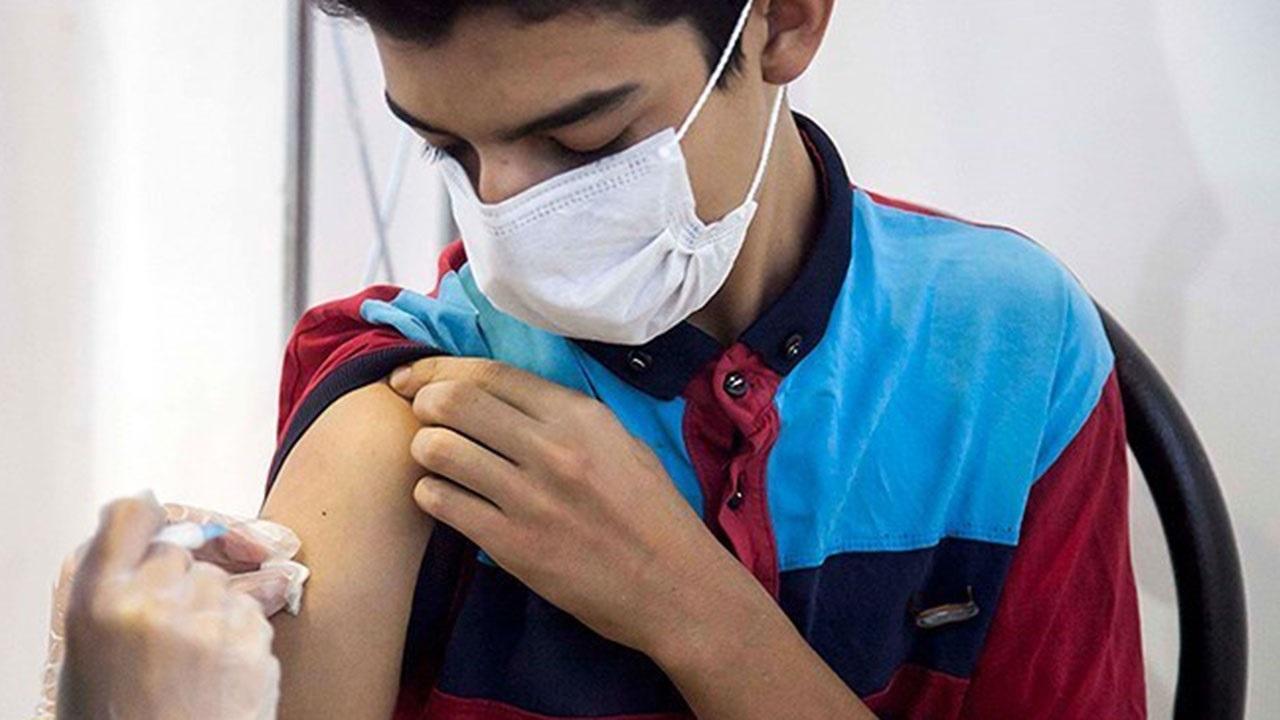 واکسینه شدن بیش از ۸۱ هزار نفر از افراد بین ۱۲ تا ۱۸ سال در گلستان